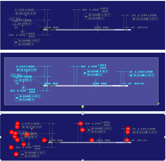 configuración extraccion
