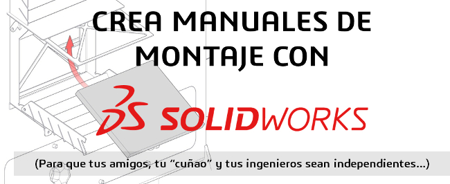 solidworks manual montaje