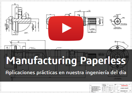 manufacturing paperless