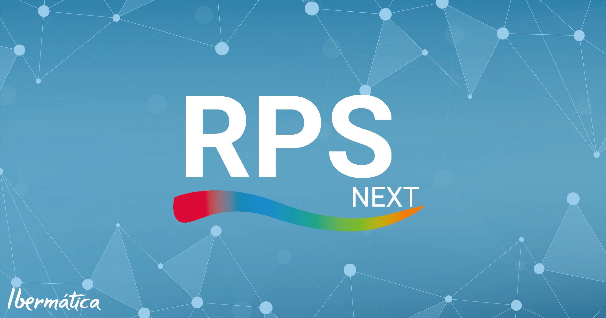RPS Next: El software ERP más elegido por pymes industriales.
