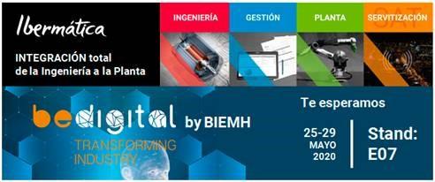 BIEMH 2020: Integración total desde la Ingeniería a la Planta