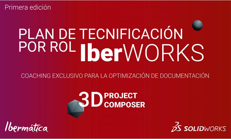 3D project composer