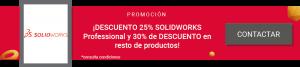 Promoción en precios de solidworks