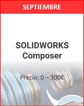 solidworks composer septiembre 1