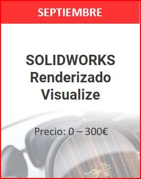solidworks renderizado visualize septiembre 1