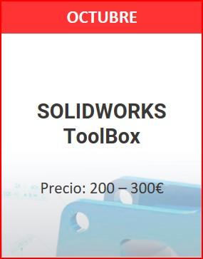 solidworks toolbox octubre 1