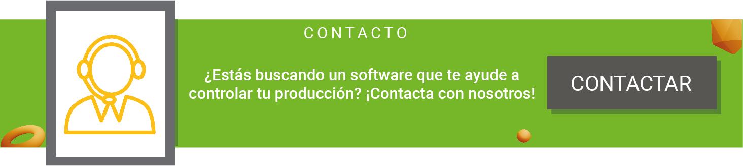 software de control de producción