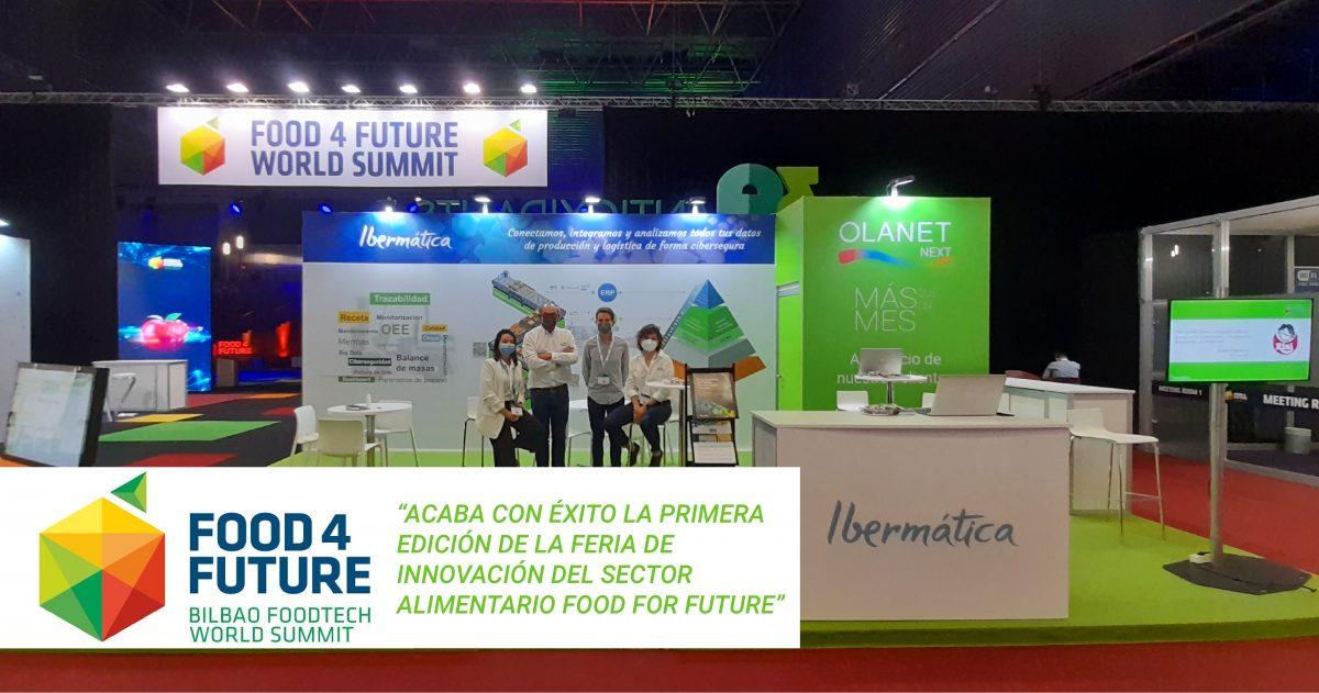 """FOOD FOR FUTURE – """"Éxito de la primera feria de innovación del sector alimentario"""""""