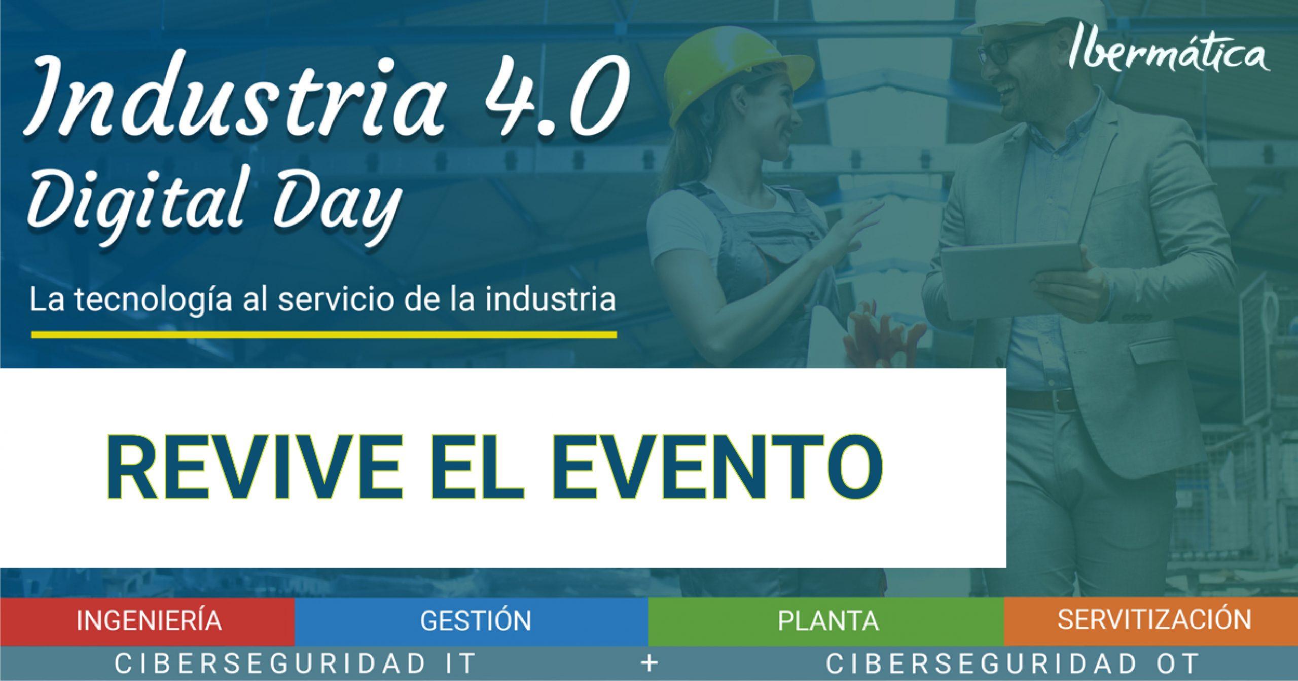 """REVIVIMOS EL """"DIGITAL DAY"""" CONTIGO – El evento de digitalización pymes a través de la integración de sistemas."""