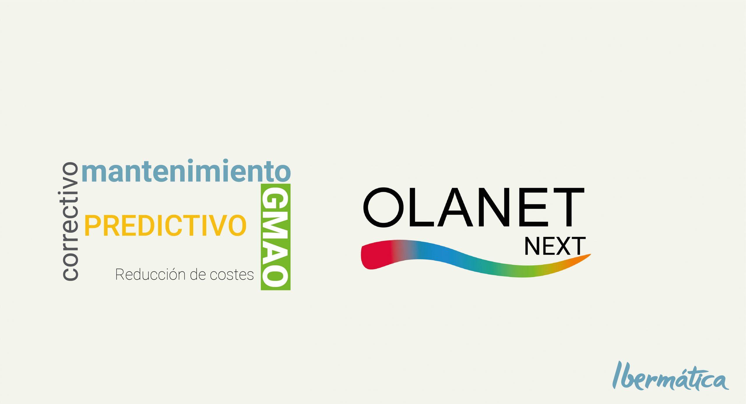 Las ventajas del módulo de mto de OLANET Next