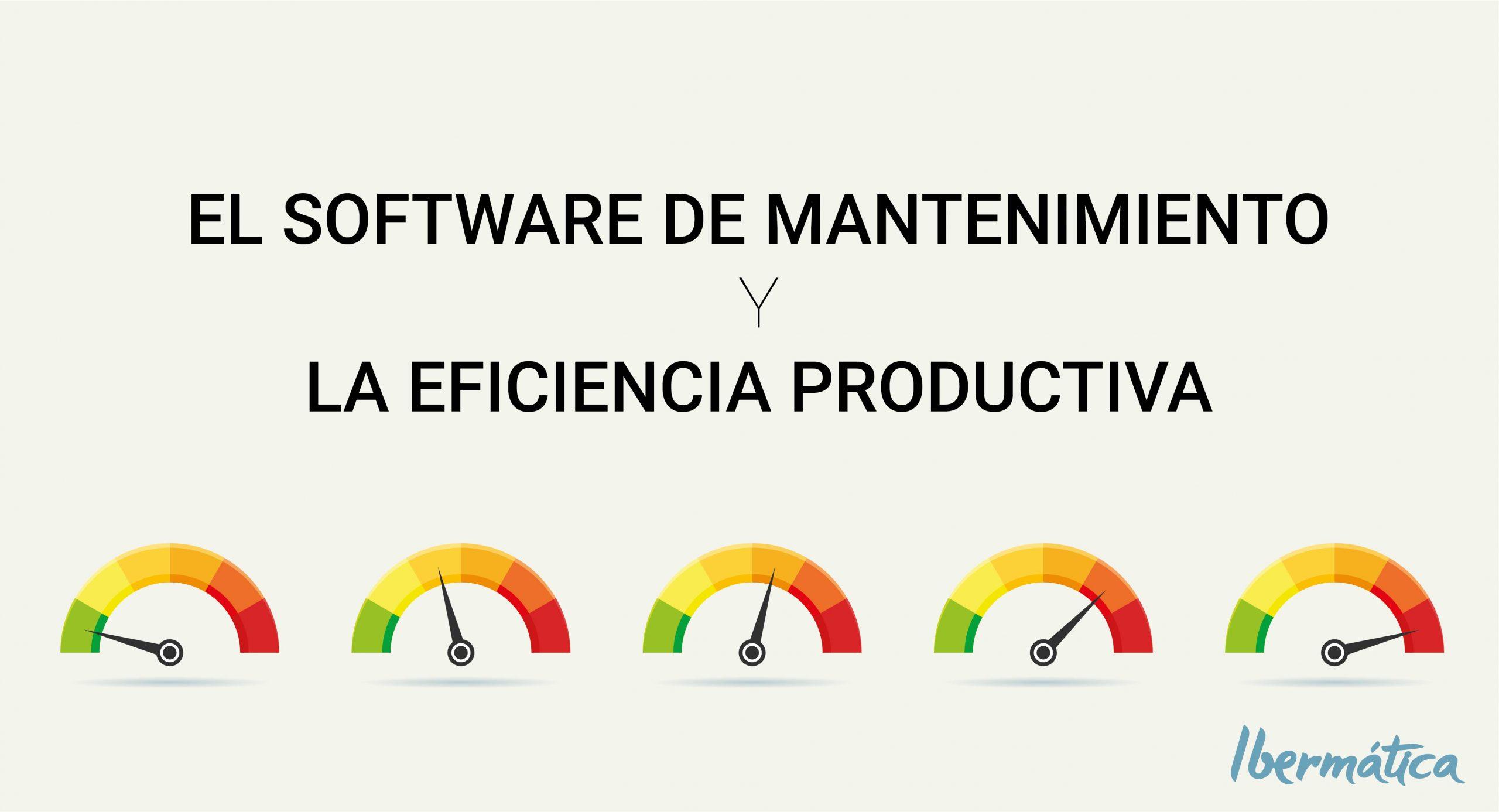 software para mantenimiento de equipos